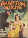 The Phantom Detective - Death to a Diplomat - October, 1945 46/2 - Robert Wallace