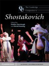 The Cambridge Companion to Shostakovich (Cambridge Companions to Music) - Pauline Fairclough, David Fanning