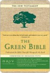 The Green Bible--New Testament - Anonymous, Harper Bibles