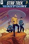 Star Trek: Waypoint #2 - Rachael Stott, David Malan, Dayton Ward, Kevin Dilmore, Gordon Purcell, Dirk Maggs