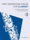 First Repertoire Pieces Clarinet (repackaged edition with CD) - First Repertoire pieces series - for clarinet (BH 12472) - Peter Wastall