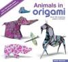 Animals in Origami: Over 35 Amazing Paper Animals - Didier Boursin