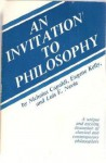 An Invitation to Philosophy - Nicholas Capaldi