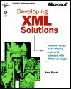 Developing XML Solutions - Microsoft Press, Strum Jake Microsoft Press, Microsoft Press
