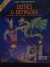 Deities & Demigods: Cyclopedia of Gods and Heroes from Myth and Legend (Advanced Dungeons and Dragons) - James M. Ward, Robert J. Kuntz