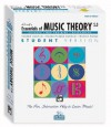 Essentials of Music Theory: Software, Version 2.0 CD-ROM Student Version: Complete (Essentials of Music Theory) - Karen Surmani, Andrew Surmani