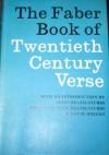 The Faber Book of Twentieth-Century Verse - John Heath-Stubbs