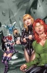 Birds of Prey, Vol. 1: End Run - Gail Simone, Ed Benes, Adriana Melo, Alvin Lee