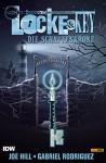 Locke & Key, Band 3: Die Schattenkrone - Joe Hill, Gabriel Rodriguez, Reinhard Schweizer