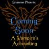 A Vampire's Accounting (Supernaturals Book 3) - Shannon Phoenix