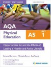 Aqa as Physical Education Unit 1, . Opportunities For, and the Effects Of, Leading a Healthy and Active Lifestyle - Symond Burrows