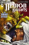 Demon Knights (2011- ) #5 - Paul Cornell, Diogenes Neves