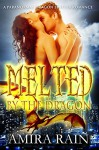 Melted By The Dragon: A Paranormal Dragon Shifter Romance - Amira Rain, Simply Shifters