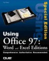 Using Word And Excel In Office 97 - Ron Person, Rick Winter, Rob Tidrow