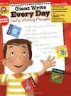 Giant Write Every Day - Evan Moor
