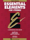 Essential Elements for Strings: Violin Book One - Michael Allen, Robert Gillespie, Pamela Tellejohn Hayes