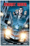 Knight Rider Volume 1 - Geoffrey Thorne, Shannon Eric Denton, Jason Johnson
