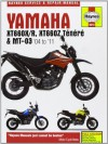 Yamaha Xt600 & MT-03 Service and Repair Manual: 2004 to 2011 - Matthew Coombs
