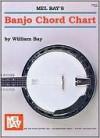 Banjo Chord Chart - William Bay