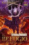 El Refugio: La Novela Gráfica (Reinos Olvidados: El Elfo Oscuro, #3) - R.A. Salvatore, Andrew Dabb, Tim Seeley