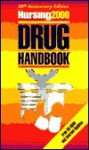 Nursing 2000 Drug Handbook (Book with Mini CD-ROM for Windows) [With CDROM] - Springhouse Publishing