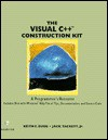 The Visual C++ Construction Kit: A Programmer's Resource - Keith Bugg, Jack Tackett Jr.