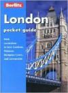 London Pocket Guide (Berlitz Pocket Guides) - Berlitz Publishing Company, Leslie Logan, Lindsay Bennett, Douglas Stallings