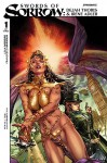 Swords of Sorrow: Dejah Thoris & Irene Adler #1 - Leah Moore, Francesco Manna