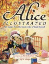 Alice Illustrated: 120 Images from the Classic Tales of Lewis Carroll (Dover Fine Art, History of Art) - Jeff A. Menges, Mark Burstein