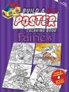 Build a 3-D Poster Coloring Book -- Fairies - Jan Sovak