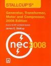 Stallcup's Generator, Transformer, Motor and Compressor - James G. Stallcup