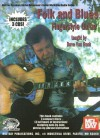 Folk & Blues Fingerstyle Guitar [With 3 CDs] - Dave Van Ronk