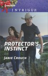 Protector's Instinct (Omega Sector: Under Siege) - Janie Crouch