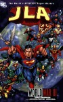 JLA, Vol. 6: World War III - Grant Morrison, J.M. DeMatteis, Howard Porter, John Dell, Mark Pajarillo
