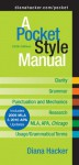 A Pocket Style Manual with 2009 MLA and 2010 APA Updates - Diana Hacker