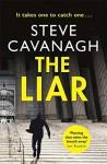 The Liar (Eddie Flynn #3) - Steve Cavanagh