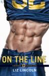 On The Line (Milwaukee Dragons #1) - Liz Lincoln