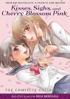 Kisses, Sighs and Cherry Blossom Pink:The Complete Collection (Kisses, Sighs, and Cherry Blossoms Pink) by Morinaga Milk (27-Aug-2013) Paperback - Morinaga Milk