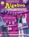 Jumpstarters for Algebra, Grades 7 - 8: Short Daily Warm-ups for the Classroom - Wendi Silvano
