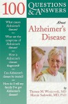 100 Questions & Answers about Alzheimer's Disease - Marcin Sadowski