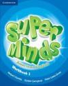 Super Minds American English Level 1 Workbook - Herbert Puchta, Günter Gerngross, Peter Lewis-Jones