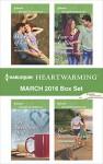 Harlequin Heartwarming March 2016 Box Set: His Kind of CowgirlThe Sweetheart DealFear of FallingHer Summer Crush - Karen Rock, Syndi Powell, Catherine Lanigan, Linda Hope Lee