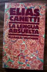 La Lengua Salvada (Contemporanea) - Elias Canetti