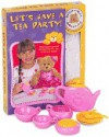 Build-A-Bear Workshop: Let's Have a Tea Party! - Lynn Brunelle, J. Max Steinmetz