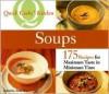 Soups (Quick Cooks' Kitchen) - Pamela Horn