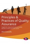 Principles and Practices of Quality Assurance: A guide for internal and external quality assurers in the FE and Skills Sector - Ann Gravells
