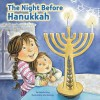 The Night Before Hanukkah - Natasha Wing, Amy Wummer