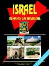 Israel Business Law Handbook - USA International Business Publications, USA International Business Publications