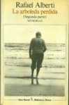 La arboleda perdida (Segunda parte) Memorias - Rafael Alberti