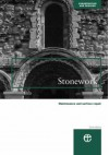 Stonework: Maintenance And Surface Repair - Council for the Care of Churches, Alban Caroe